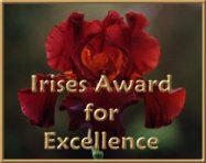 Irises Award for Excellence