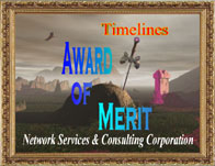 Timelines Award of Merit