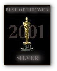 Best of the Web Silver Award